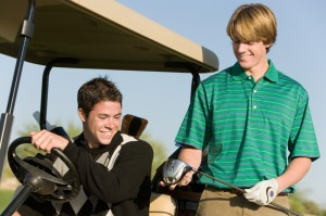 Junior Golf - WA Blind Golf Association